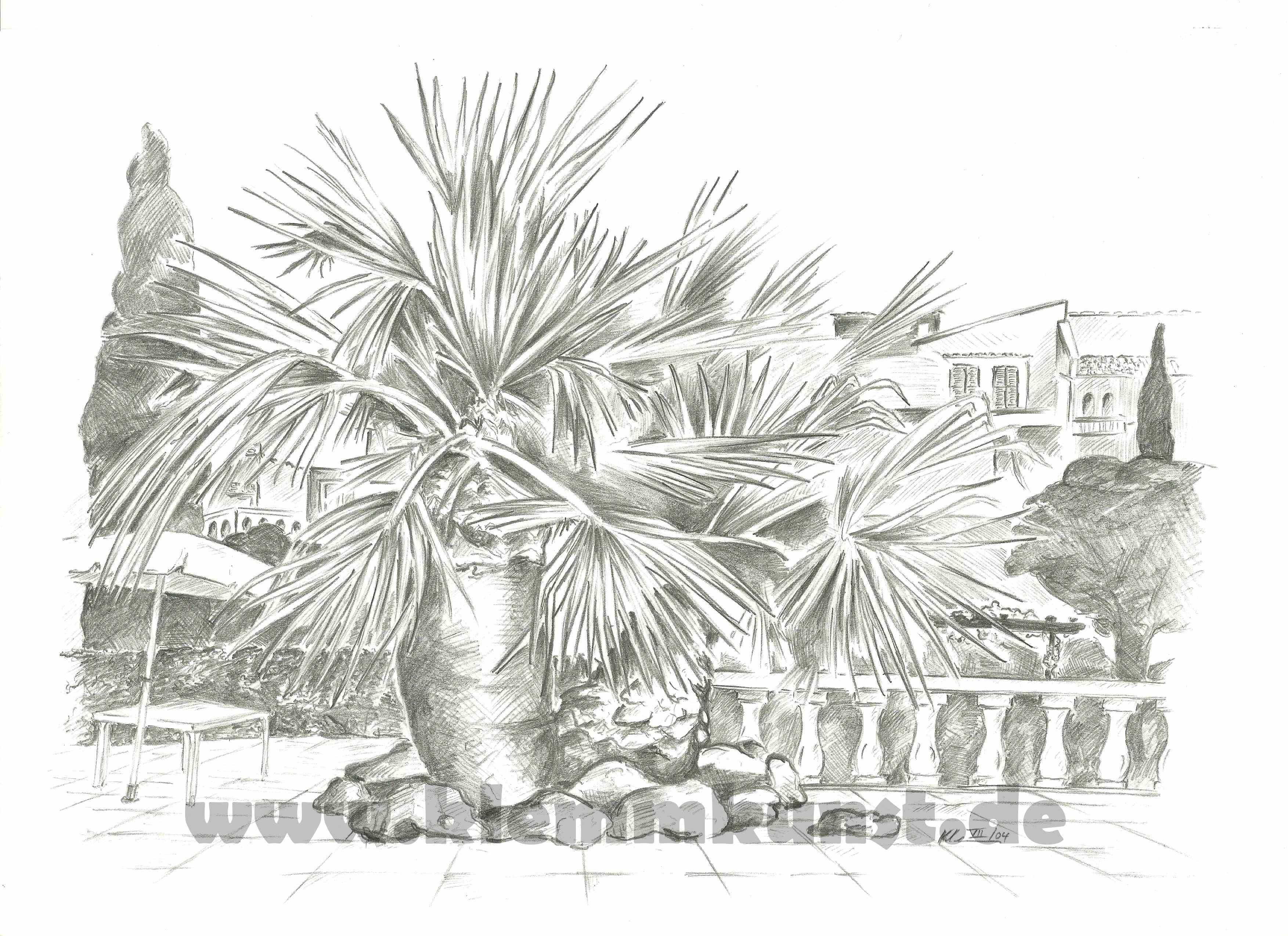 Klemmkunst dorade und anderes 13 bilder - Garten zeichnen ...